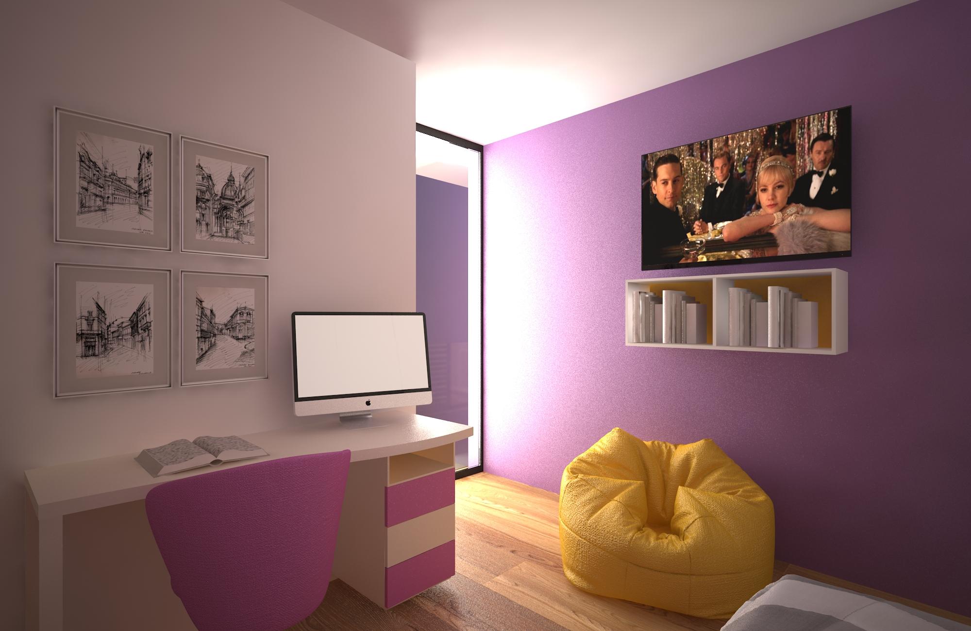 Appartamento Andria | Camerette