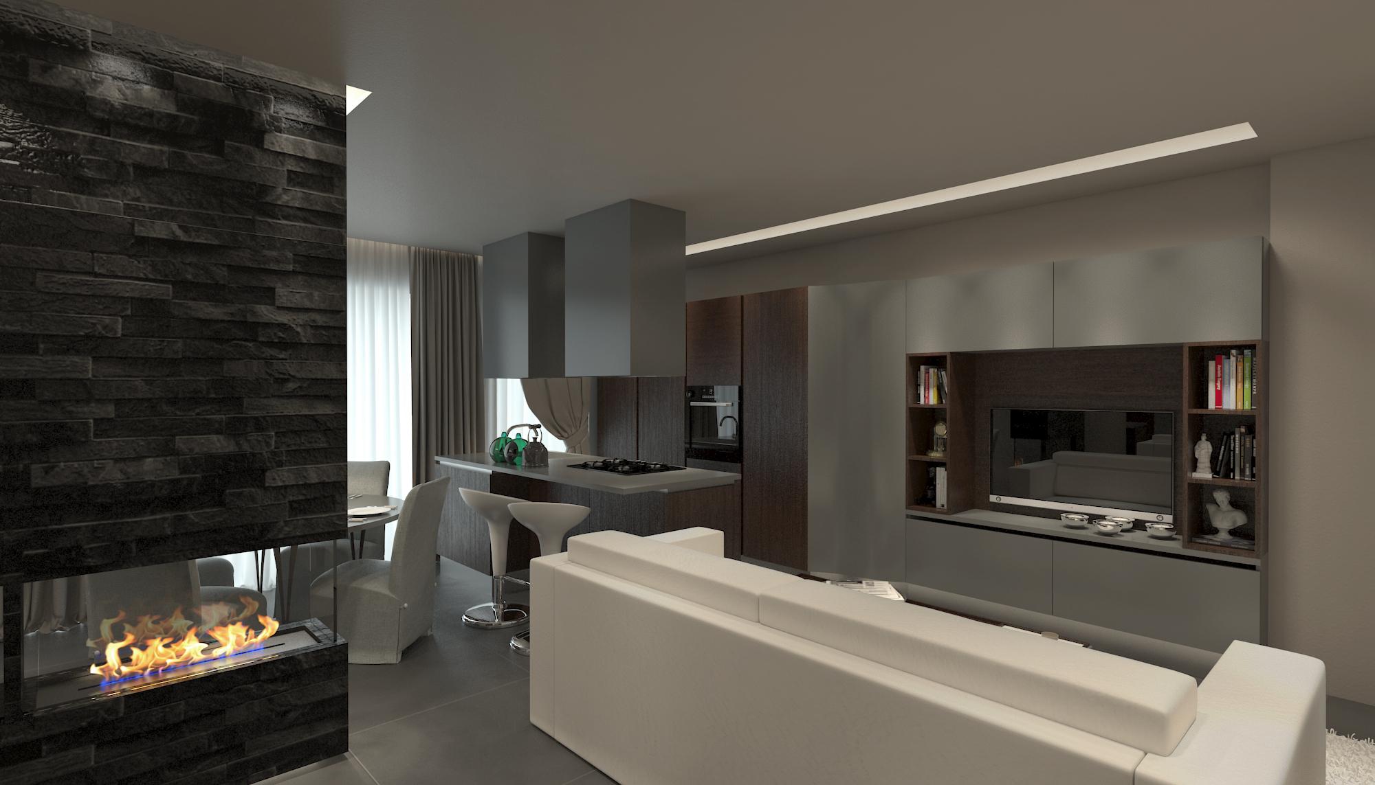 Appartamento Minervino | Termocamini