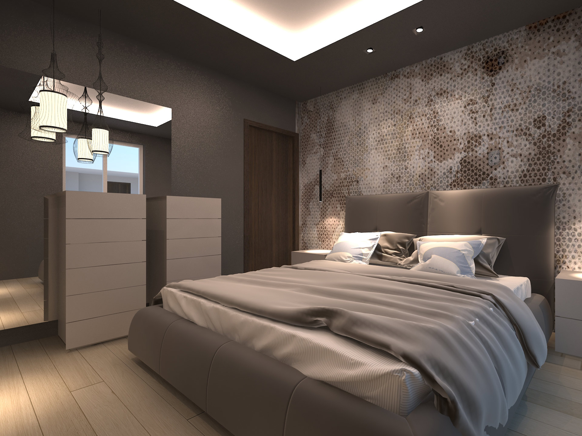 Appartamento Andria | Camera da letto