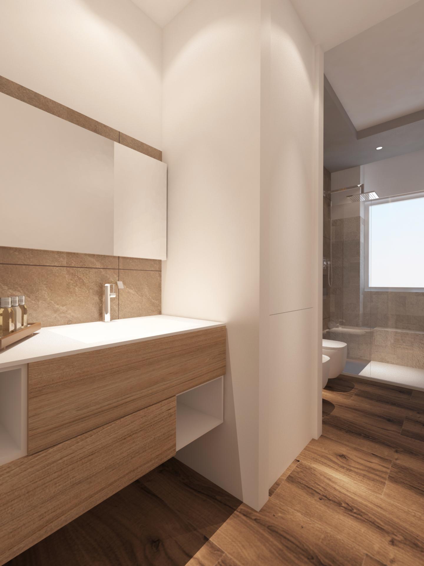 Appartamento Bisceglie | Bagni