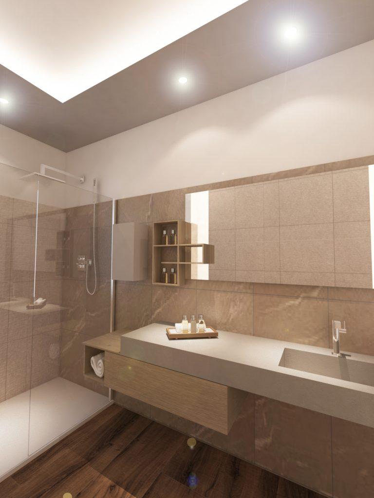 Arredamento e progettazione interni studiolab76 for Camere da letto arredate da architetti