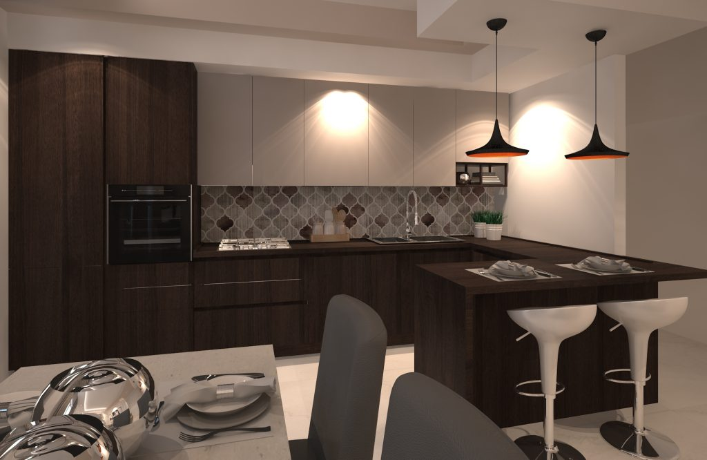 Cucine di design a Corato, Puglia StudioLab76