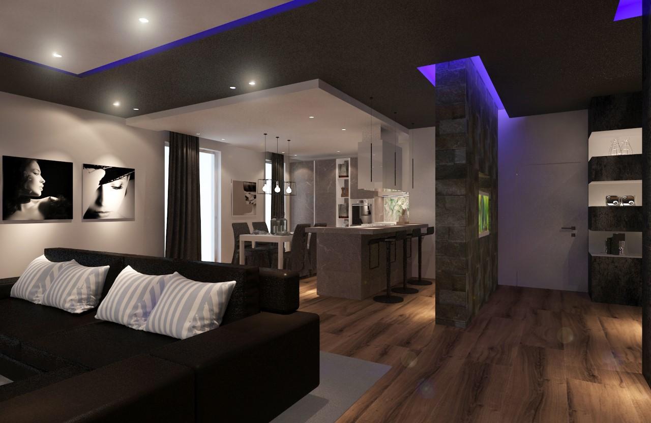 Appartamento Bisceglie | Zona living